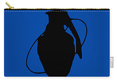 Carry-all Pouch featuring the digital art Sa Grenade by Bfm