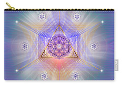 Sacred Geometry 734 Carry-all Pouch