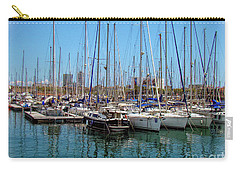 Sailboats Galore Carry-all Pouch