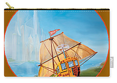 Sailbus Carry-all Pouch