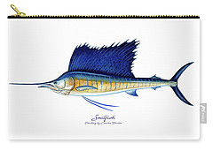 Sailfish Carry-all Pouch