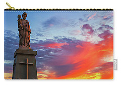 Saint Joseph Sunset  Carry-all Pouch