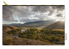 Salmon Valley Sun Carry-all Pouch