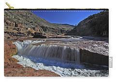 Salt Falls Carry-all Pouch