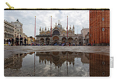 San Marco Cathedral Venice Italy Carry-all Pouch