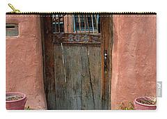 Santa Fe Door Carry-all Pouch