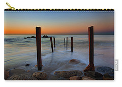 Santa Monica Sunrise Carry-all Pouch