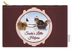 Santa's Little Helpers Carry-all Pouch