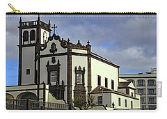 Carry-all Pouch featuring the photograph Sao Pedro by Tony Murtagh