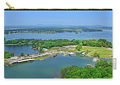 Saunders Marina, Smith Mountain Lake, Va. Carry-all Pouch
