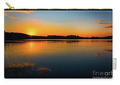 Savannah River Sunrise - Augusta Ga Carry-all Pouch