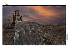 Carry-all Pouch featuring the photograph Scoop by Aaron J Groen