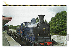 Scotland. Aviemore. Strathspey Railway. Carry-all Pouch