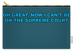 Scotus Carry-all Pouch