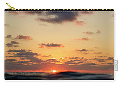 Carry-all Pouch featuring the photograph Sea Level by Nik West