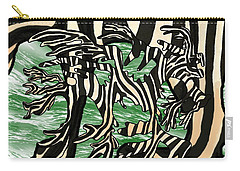 Sea Zebra Dragon 2 Carry-all Pouch