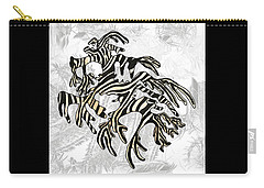 Sea Zebra Dragon 5 Carry-all Pouch