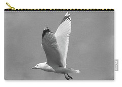 Seagull Over Llandudno Carry-all Pouch