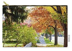 Seasons Sidewalk Stroll Carry-all Pouch