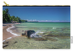 Secluded Beach Carry-all Pouch