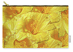 Selective Yellow Lilies Carry-all Pouch