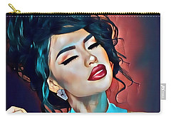 Selena Is Dreaming Of You Carry-all Pouch