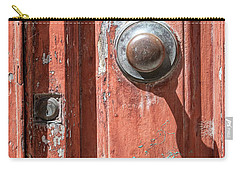 Shadow Door Of Tuscany Carry-all Pouch