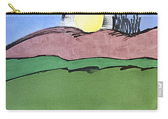 Shine On, Harvest Moon Carry-all Pouch