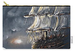 Ship Voyage Carry-all Pouch