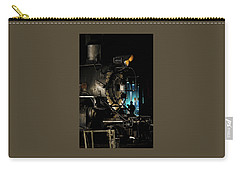 Carry-all Pouch featuring the photograph Shutting Down by Jeffrey Jensen