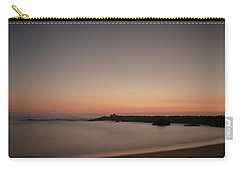 Carry-all Pouch featuring the photograph Silhouette by Bruno Rosa