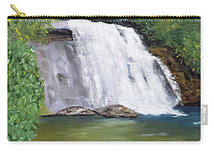 Silver Run Falls Carry-all Pouch