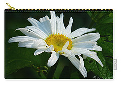 Carry-all Pouch featuring the photograph Simple Perfection by Rosanne Licciardi