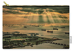 Singapore Harbour Carry-all Pouch