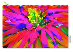 Singing Bloom Carry-all Pouch