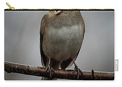 Singing Junco 1 Carry-all Pouch