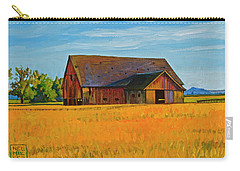 Skagit Valley Barn #9 Carry-all Pouch