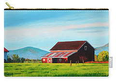 Skagit Valley Barn Carry-all Pouch