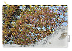 Carry-all Pouch featuring the photograph Sky Bouquet by Rosanne Licciardi
