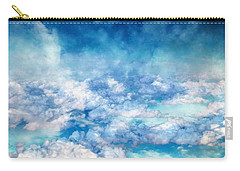 Sky Moods - A View From Above Carry-all Pouch