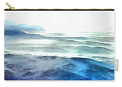 Sky Over Umbria Carry-all Pouch