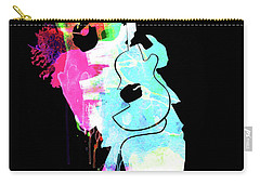 Slash Watercolor II Carry-all Pouch