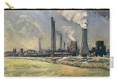 Smoke Stacks Prins Maurits Mine Carry-all Pouch