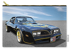 Smokey And The Bandit Trans Am Carry-all Pouch