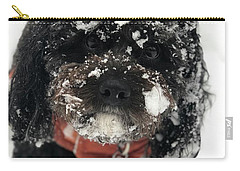 Snow Dog 11 Carry-all Pouch