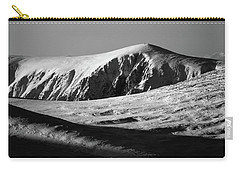 Snow On Cairngorm Carry-all Pouch