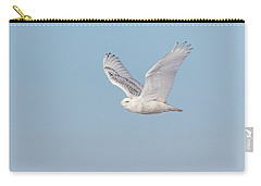 Snowy Owl 2018-23 Carry-all Pouch