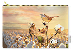 Song Of The Wren Carry-all Pouch