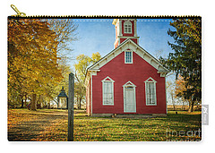 South Branch Schoolhouse Carry-all Pouch
