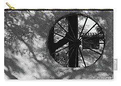Carry-all Pouch featuring the photograph Southwest Walls by PJ Boylan
